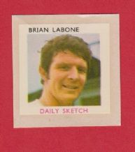 England Brian Labone Everton (DS)